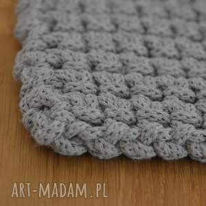 dywan ze sznurka ze bawełnianego