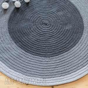 dywany dywan 110 cm ze sznurka