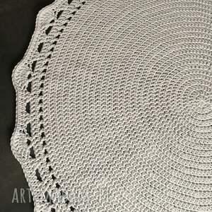 NitkoweLove chodnik dywan ze sznurka bawełnianego 140