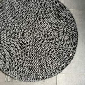 chodnik dywan ze sznurka bawełnianego 80 cm