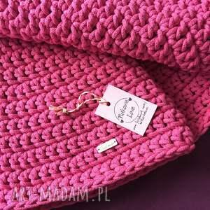 chodnik dywan ze sznurka bawełnianego