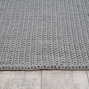 ręczne wykonanie dywany dywanik ze sznurka hand made