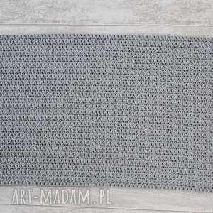 dywanik dywany ze sznurka hand made