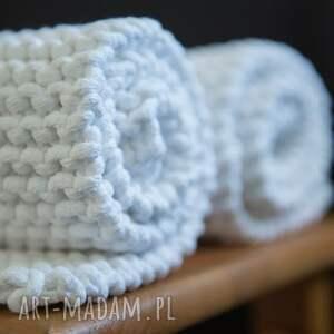 bawełna dywaniki bielaki