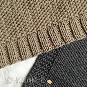 niepowtarzalne dywany dywan grafitowy / chodnik ze