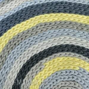 beżowe kolorowy dywan 100