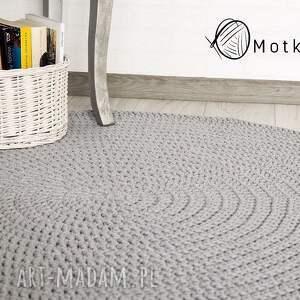 gustowne dywan okrągły o średnicy 110