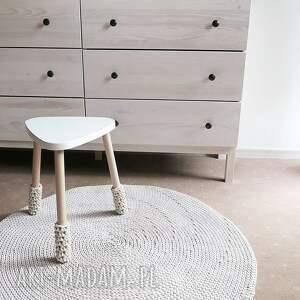 dywany bawełniany okrągły dywan z bawełnianego