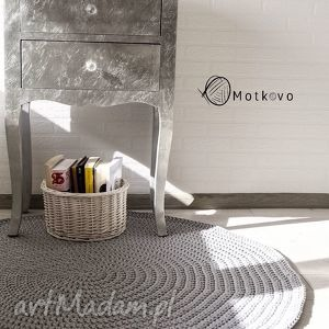 carpet okrągły dywan o średnicy 110