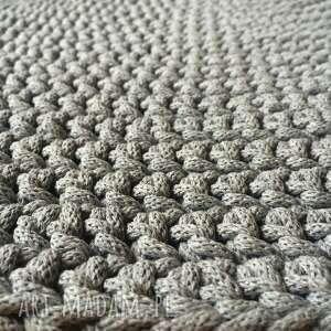 carpet dywany okrągły dywan o średnicy 100 cm