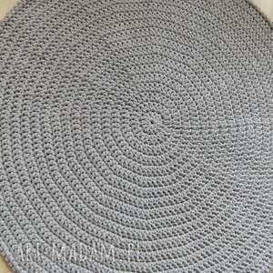 dywany dywan okrągły ze sznurka 100 cm