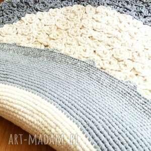 dywanik piękny dywan ręcznie wykonany 120