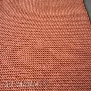 dywany chodnik pomarańczowy dywan ze sznurka 59