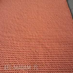 oryginalne dywany dywan pomarańczowy ze sznurka 80