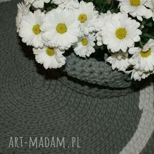 dywan ręcznie robiony