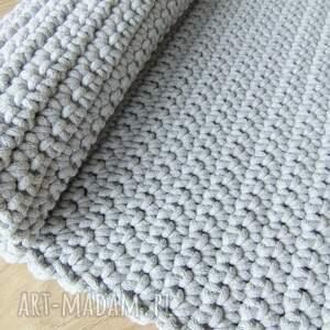 dywany chodnik szary dywan ze sznurka 80 x 150 cm