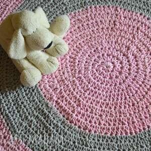 dywany dywanik szydełkowy dywan ze sznurka