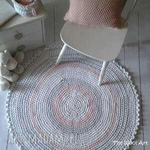 dywany dywan szydełkowy ze sznurka
