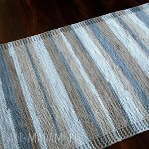 niepowtarzalne dywan zmiksowany prostokątny