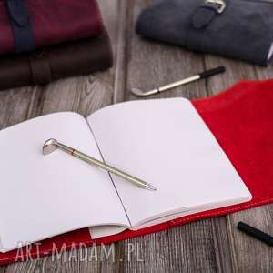 tablet etui czerwone na dziennik