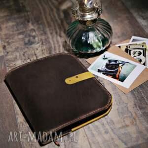 handmade etui etui-na-tablet organizer, notes, kalendarz