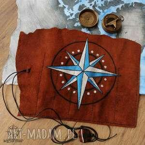 etui kompas wykonany w jednym egzemplarzu piórnik zrobiony
