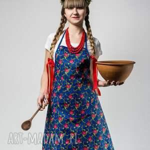 urokliwe folk fartuch góralskie