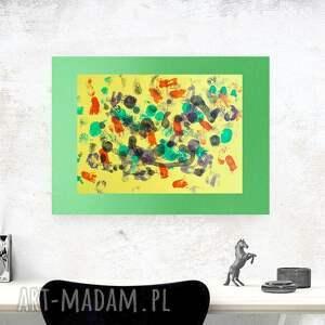awangardowe abstrakcja abstrakcyjna grafika na ścianę