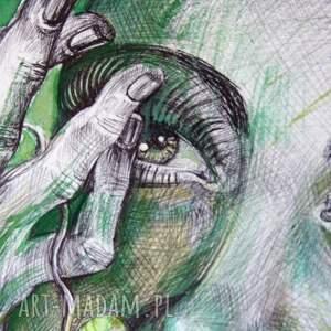 ciekawe rysunek czterolistna
