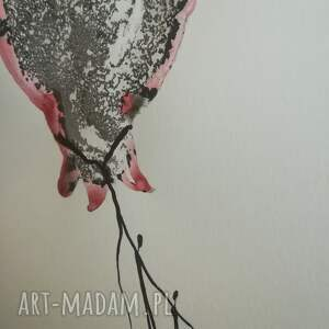 obrazy-do-salonu grafika czarne ilustarcja do ramki, abstrakcja