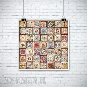 mozaika 50x50cm