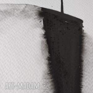 szare grafika grafiki-do-salonu 40x50 cm wykonana ręcznie