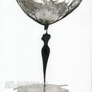 ART Krystyna Siwek grafiki do salonu