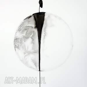 ART Krystyna Siwek gustowne obrazy ręcznie malowane zestaw 2 grafik 50x70 cm wykonanych