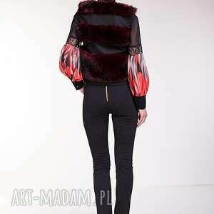 czerwone kamizelki moda kamizelka marita