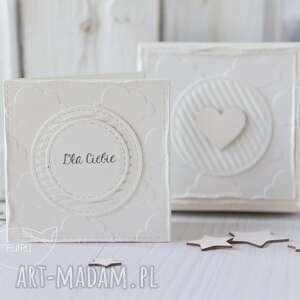 anioł kartki białe aniołek stróż z kartką w mini