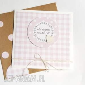 kartki narodziny dla małej królewny :: kartka