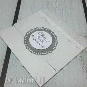 białe kartki balony etui na płytę cd/dvd zamykane