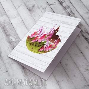 hand-made kartki kartka karteczka na życzenia