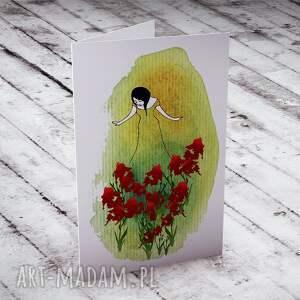 kartki kartka karteczka na życzenia...