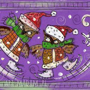 pomysł na prezent świąteczny obraz karti świąteczne - 10 11 12