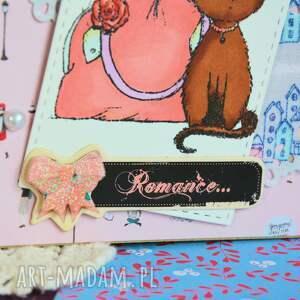 kartka kartki różowe - bądź