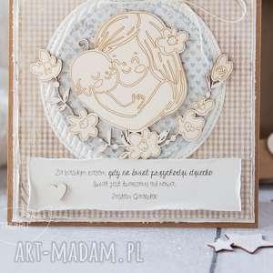 kolorowe kartki dla dziecka kartka dla młodej mamy. narodziny