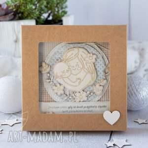 niepowtarzalne kartki narodziny kartka dla młodej mamy