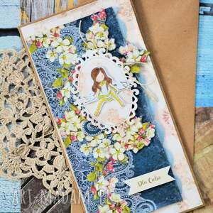kartki dziewczynka kartka - dla ciebie (1)