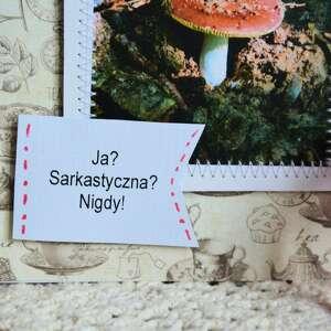 kartki kuchnia kartka - ja? sarkastyczna? nigdy