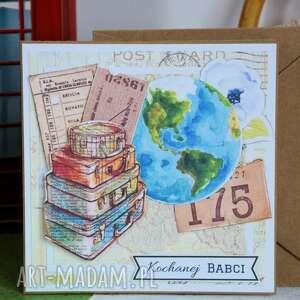kartki kartka - kochanej babci