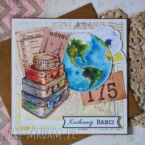 kartka kartki - kochanej babci