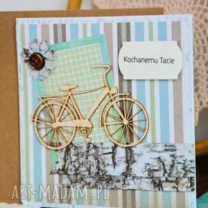kartka kartki beżowe - kochanemu tacie (2 )