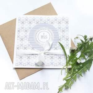 trendy kartki komunia kartka komunijna :: handmade